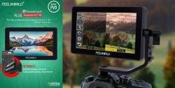 pantalla monitorización fotografía
