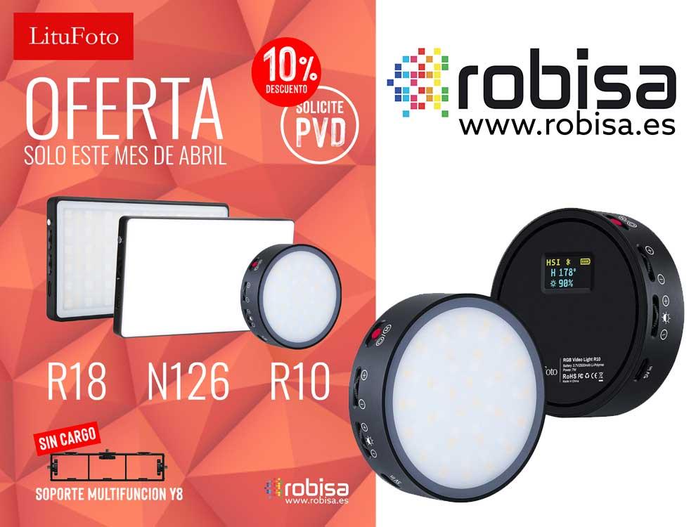 mejor precio mayorista iluminación led para fotografía