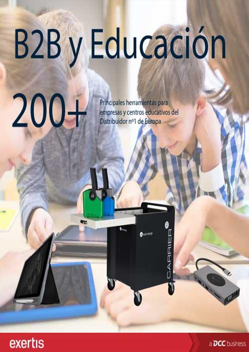 exertis B2B educación