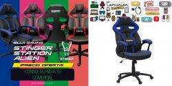 Promoción silla gaming Woxter Stinger