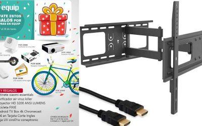 Llévate estos regalos por compras de la marca Equip