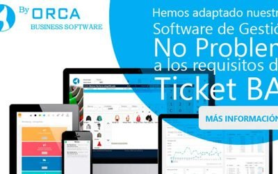 Desyman presenta Ticket BAI de Orca Business Software