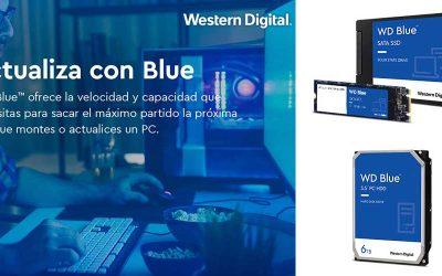 Actualiza con Western Digital Blue