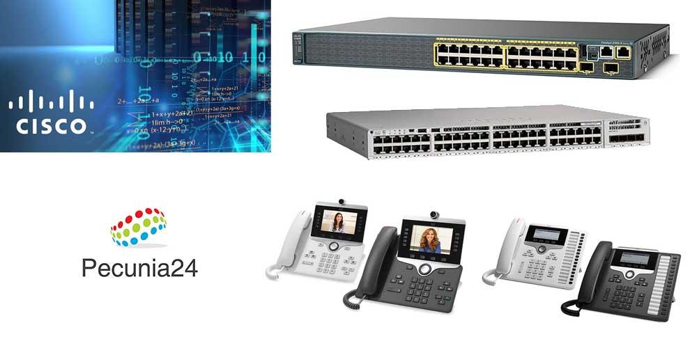 mejor precio en productos Cisco