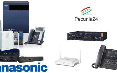 Sistemas de comunicación y centralitas (PBX) de Panasonic