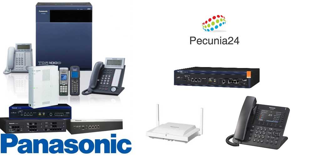 Pecunia24 mayorista Panasonic business