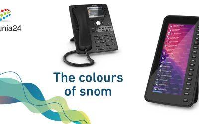 La mejor oferta en telefonía VoIP de Snom en Pecunia24