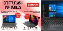 oferta flash portatil Lenovo