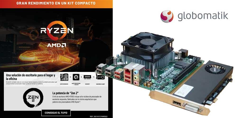 AMD 4700S, un solución de escritorio para el hogar y la oficina