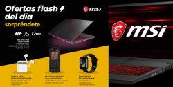 oferta flash portatil MSI gaming