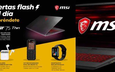 MSI oferta Flash del día