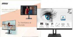 mejor precio monitor MSI