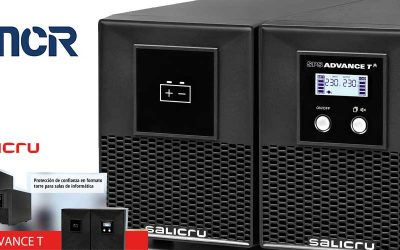 Salicru SPS Advance T, protección de confianza para salas de informática