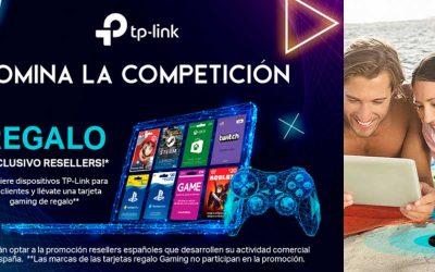 Domina la competición con MCR y tp-link