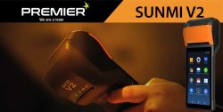 PDA SUNMI V2 la PDA Premium