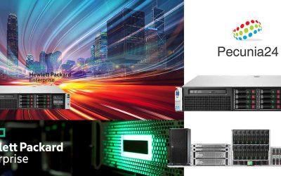 Ofertas HP Enterprise en Pecunia24
