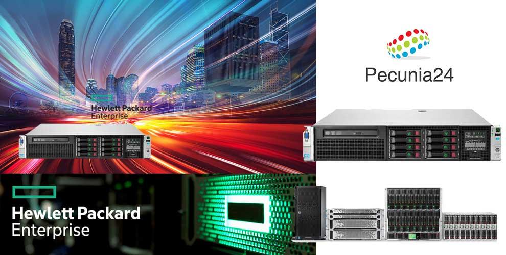 reacondicionados servidores y almacenamiento hp