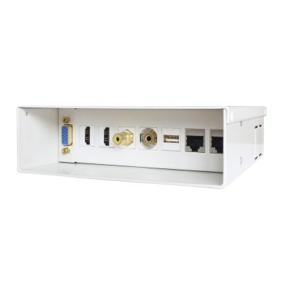comprar caja conexiones audiovisuales