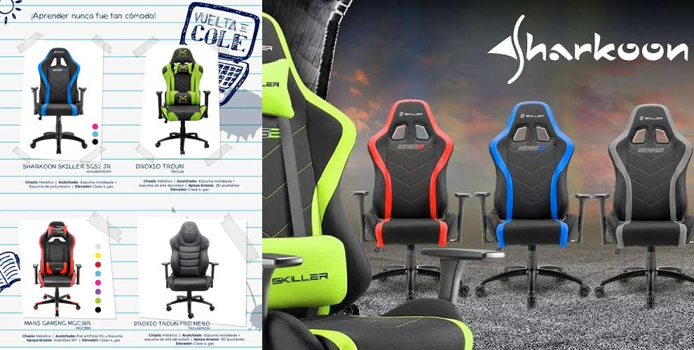 mejor precio silla gaming vueltaalcole