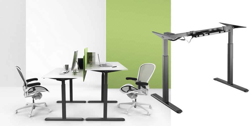 escritorio motorizado ikea