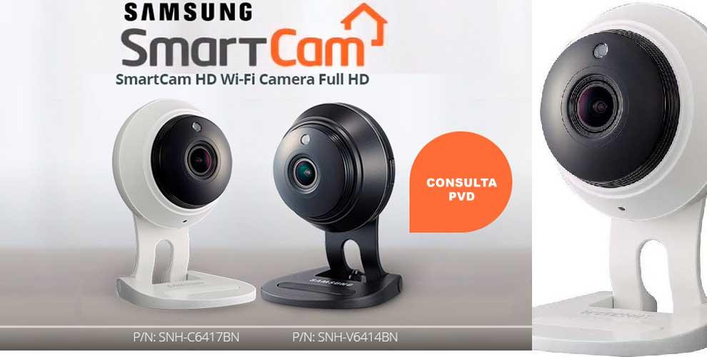 Samsung smartcam HD Wi-Fi Camera Full HD