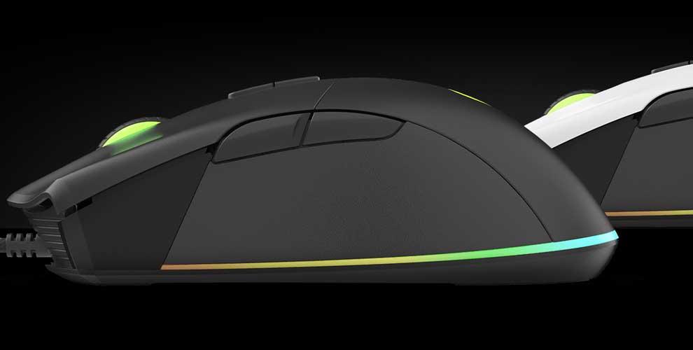Genesis Krypton 290 con el mejor sensor óptico