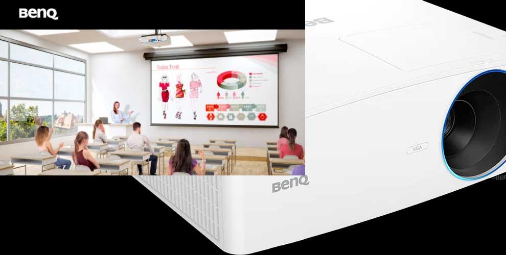 Proyector láser Benq LX710