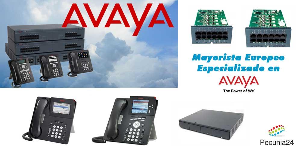 Avaya en Pecunia24
