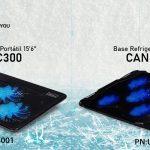 "Base Refrigeración Portátil 19"" CANDY C500"
