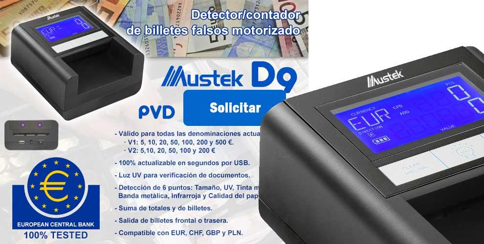 comprar detector billete falso