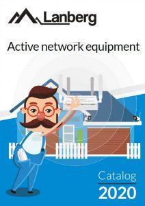 Lanberg Active network equipment