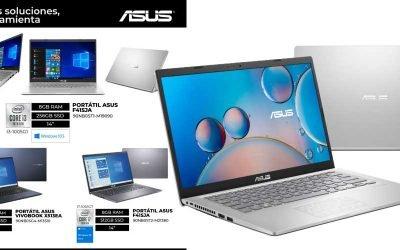 Con Asus, todas las soluciones en una herramienta