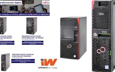 Fujitsu e Infowork con la transformación digital