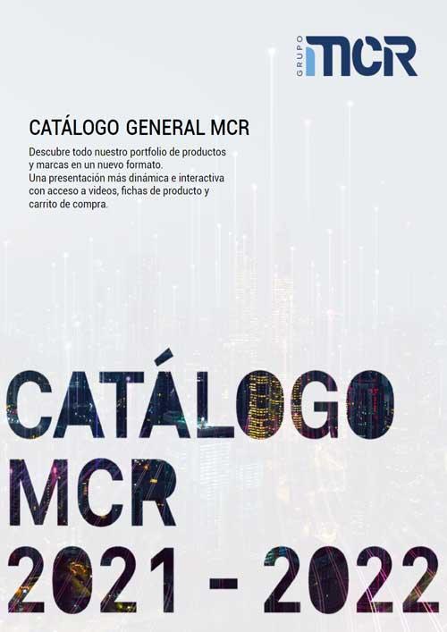 MCR catálogo general 2021-2022