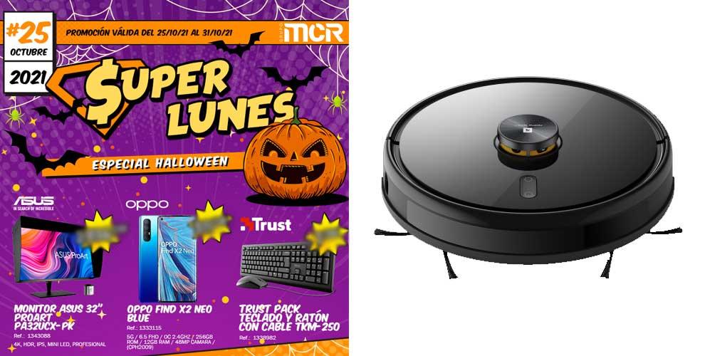 Ofertas informáticas Halloween